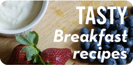 tasty breakfast recipes