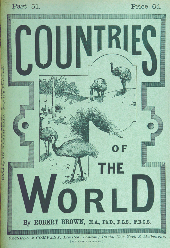 [The Countries of the World: being a popular description of the